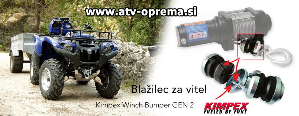Kimpex Winch Bumper GEN 2