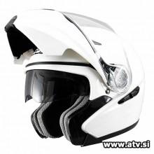 Čelada Boost B901 Uni bela/lakirana