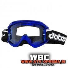 DATEX DEMONIC MX Zaščitna očala - Modra