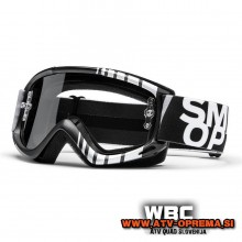MX Zaščitna očala SMITH FUEL V.1 - Črna