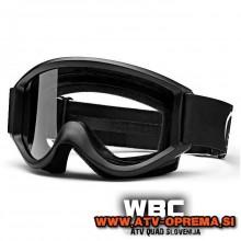 MX Zaščitna očala SMITH SC - Črna