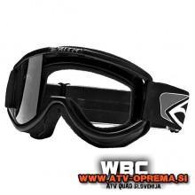 MX Zaščitna očala SMITH SME OTG - Črna