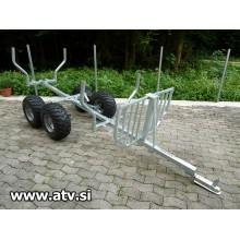 WBC ATV Prikolica T2-370