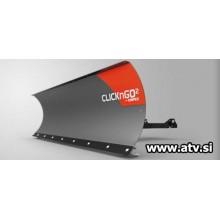 """Snežni plug Kimpex """"CLICK N GO 2"""" Snow Blade 153cm"""
