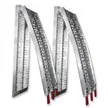 Tovorne rampe za štirikolesnike (2 rampi)