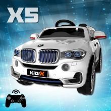 Kidix X5 – Otroški avtomobil na baterije (ročno ali daljinsko upravljanje)