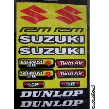 Nalepke Suzuki