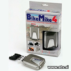"Komunikacija ""Oxford Bike Mike 4"""