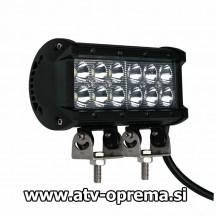 LED Osvetlitev Epistar 12*3W 3600 lm 9-32V Combo