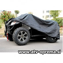 WBC ATV Pokrivalo XXL 220x98x106 cm (črna barva)