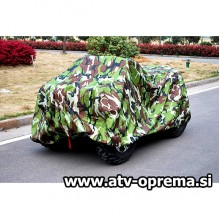 WBC ATV Pokrivalo XXXL 256x110x120 cm (kamuflažna barva)