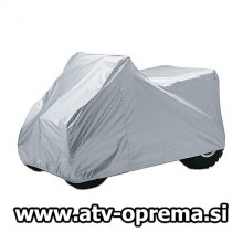 WBC ATV Pokrivalo XL 210x120x115 cm (srebrna barva)