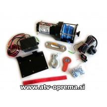 WBC ATV Vitel LD-3000-AV3 + Daljinski upravljalec + SINTETIČNA VRV
